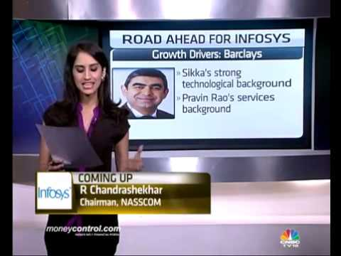 Why Vishal Sikka's non-IT service background isn't a worry -  Part 3