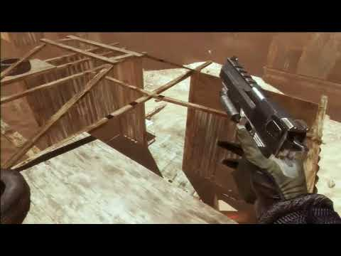 Climb Bounces in MW2 (Console)