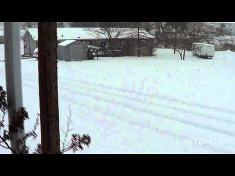 Winter Storm Titan ,SE Ohio, March 2,2014