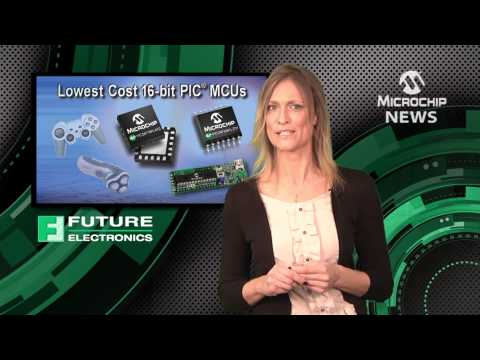 Microchip Expands eXtreme Low Power MCU Portfolio