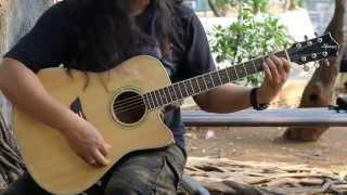 Belajar Kunci-kunci Gitar Akustik Dari Dasar Sangat