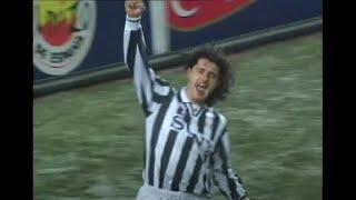15/01/1997 - UEFA Super Cup, first leg - PSG-Juventus 1-6