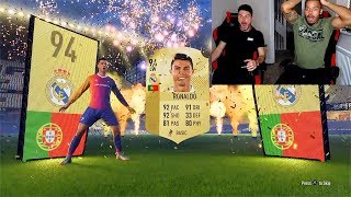 INSANE £1000 FIFA 18 PACK OPENING   FT. RONALDO AND MESSI GIVEAWAY!!!