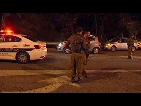 image vidéo مقتل جندي اسرائيلي في اطلاق نار