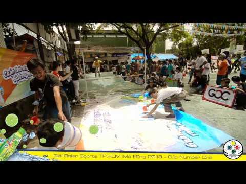 Roller Sports Hồ Chí Minh Mở Rộng 2013    Cúp Number One