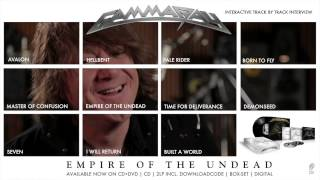 GAMMA RAY - Empire Of The Undead (Track By Track Interview)