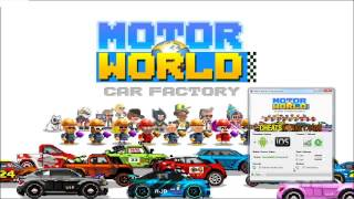Motor World Car Factory Cheats 2014 Get Unlimited Coins
