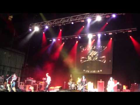 Buckcherry - Porno Star(WMMR BBQ Camden, NJ 5-18-13)
