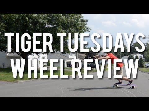 Tiger Skate Designs Tuesdays Wheel Review