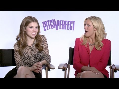 'Pitch Perfect' Anna Kendrick & Brittany Snow Interview
