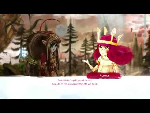 Making-of Child of Light #3: A Modern Fairy Tale - Child of Light [ANZ]