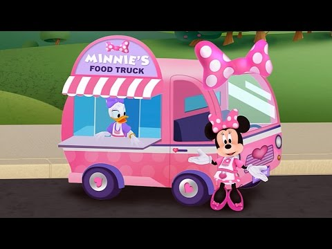 Minnie's Food Truck starring Minnie Mouse & Daisy Duck - iPad iPhone App