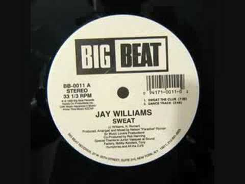 Jay Williams - Sweat