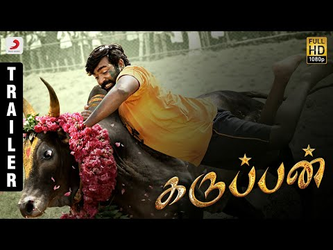 Karuppan Official Trailer