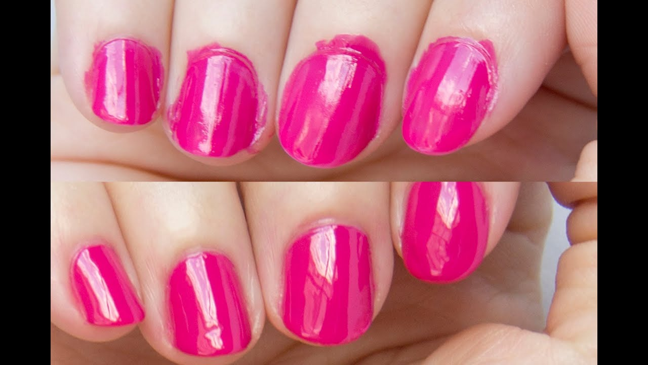 C mo pintarse las u as manicura limpia trucos perfect - Como pintarse las unas ...