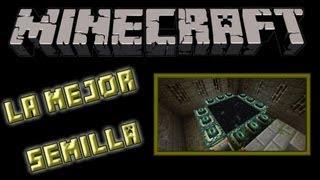 Minecraft Xbox360 La Mejor Semilla De La TU7- 1.0.1