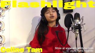 You're my Flashlight Jessie J covered by Celine Tam
