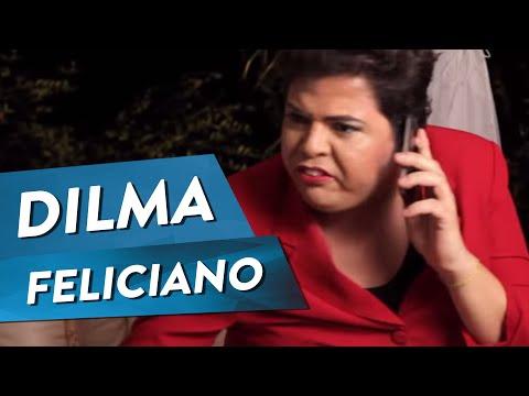 DILMA - MARCO FELICIANO - Feliz si Anus! KKKKK