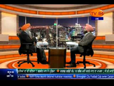 SOS 3/3/14 P.2 Dr. Amarjit Singh On Pakistan Military's Operation Against Taliban In N. Waziristan