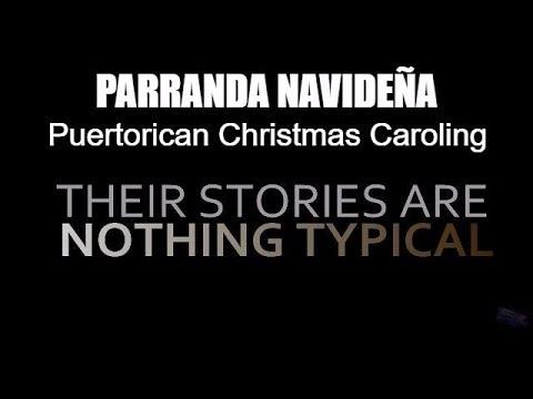 PARRANDA NAVIDENA PUERTORRIQUENA, aguinaldo, octav image