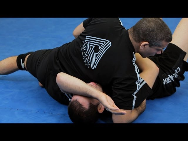 How to Do a Brabo from Scarf Hold | MMA Submissions