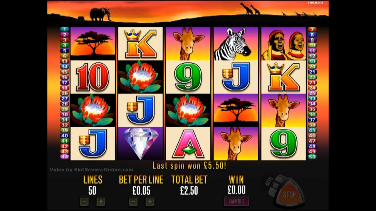 50 lions slot machine app that pays you for shopping