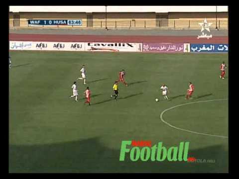Wydad Fes 2-1 Hassania Agadir