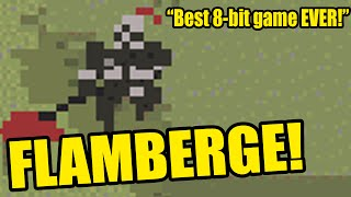 "Flamberge SIMULTANEOUS TURN BASED GAME ""Best 8bit Game"