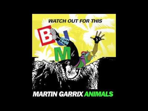 Watch Out For These Animals - Major Lazer (Hunter Siegel Remix) vs Martin Garrix [G. Sironi Mashup]