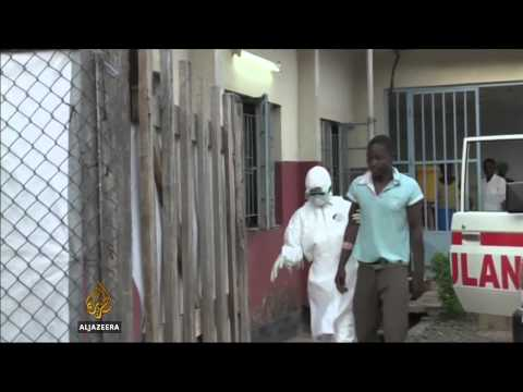 Ebola 'threatens more West African nations'