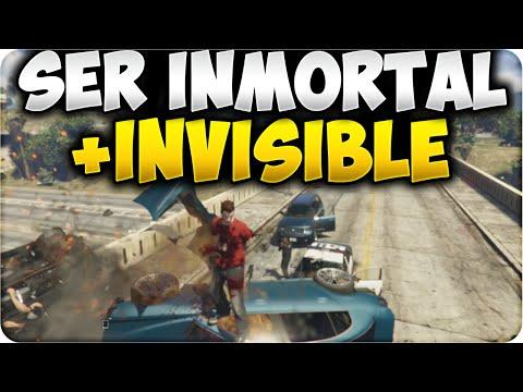 GTA 5 ONLINE 1.18 - NUEVO TRUCO SER INMORTAL + INVISIBLE MUY FÁCIL GOD MODE - GTA V ONLINE 1.18