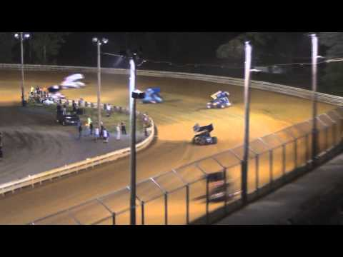 Hagerstown Speedway PA Speedweek Highlights 7-02-14