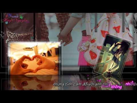 [ Karaoke ] Cầu Vồng Tình Yêu - Ustylez ( Em làm người yêu Anh nhé ^_^ )