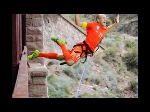 Funniest meme of Arjen Robben's dive against Mexico : FIFA World cup 2014