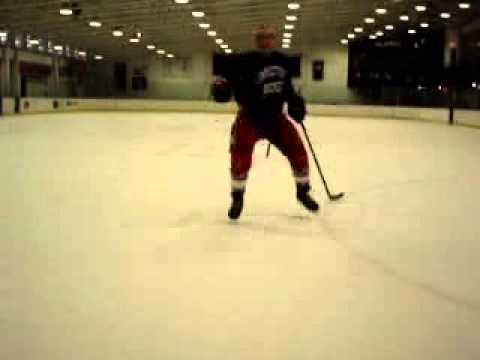 How to do a hockey stop - or not
