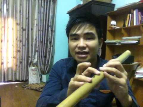 Bùi Công Thơm - hướng dẫn thổi sáo mèo Việt Nam