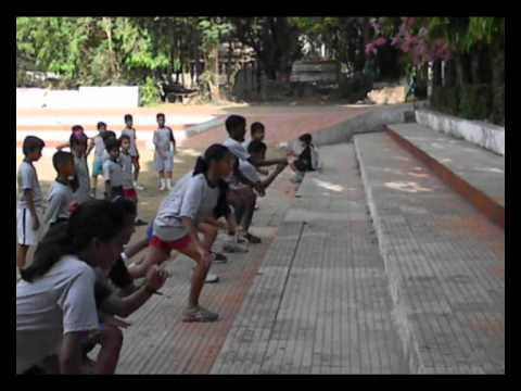Summer Camp - Athletic Activity