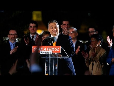 Hungary elections result in clear win for Orbán