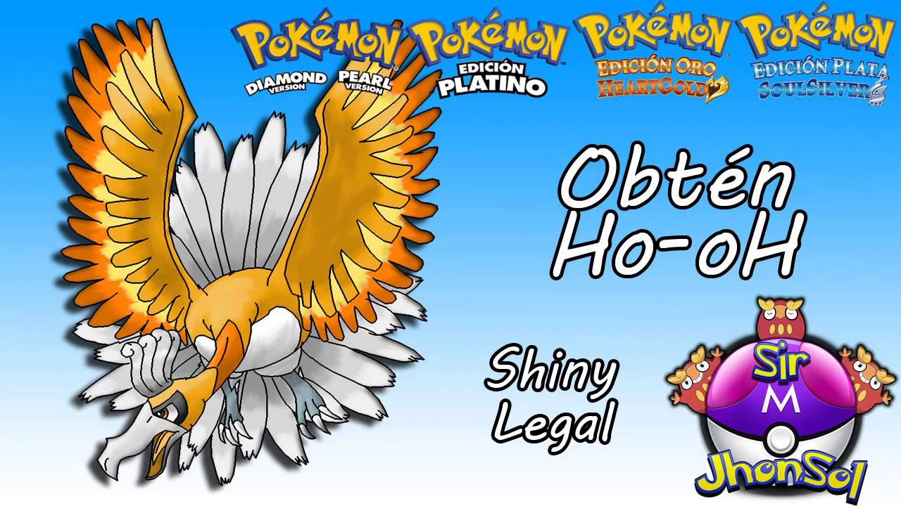 ho oh pokemon gold how to catch it