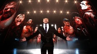 LL COOL J OPENS WRESTLEMANIA 31