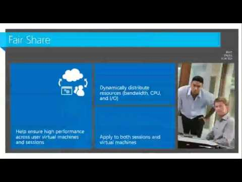 Whats New in Windows Server 2012 Virtual Desktop Infrastructure & Remote Desktop Services