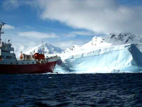 Iceberg Crash - FAIL