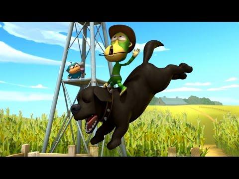 Vesmírne opice 10 - Pes