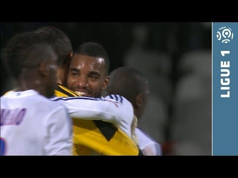 Olympique Lyonnais - EA Guingamp (2-0) - Highlights (OL - EAG) - 2013/2014