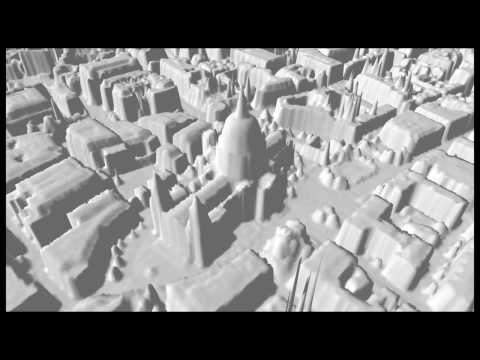 LandXplorer: LiDAR Scan of London