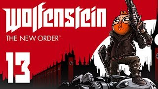 Wolfenstein: The New Order [Part 13] Camp Concentration