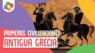 Antigua Grecia I Primeras civilizaciones