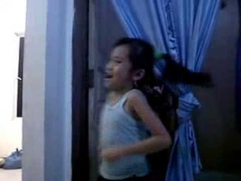 nabila joget sesar - YouTube