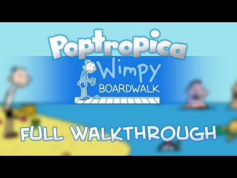 Poptropica Cheats For Wimpy Wonderland Island