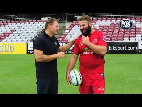 Rugby HQ's Next Prop Model (Jono Owen) | Super Rugby Video
